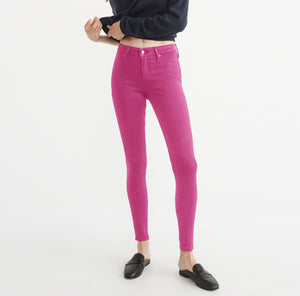OLD NAVY Stretch Skinny Fit Denim For Ladies-Pink-BE4131