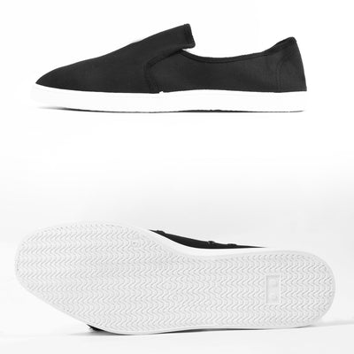 O Pro Casual Shoes For Men-Black-NA6913