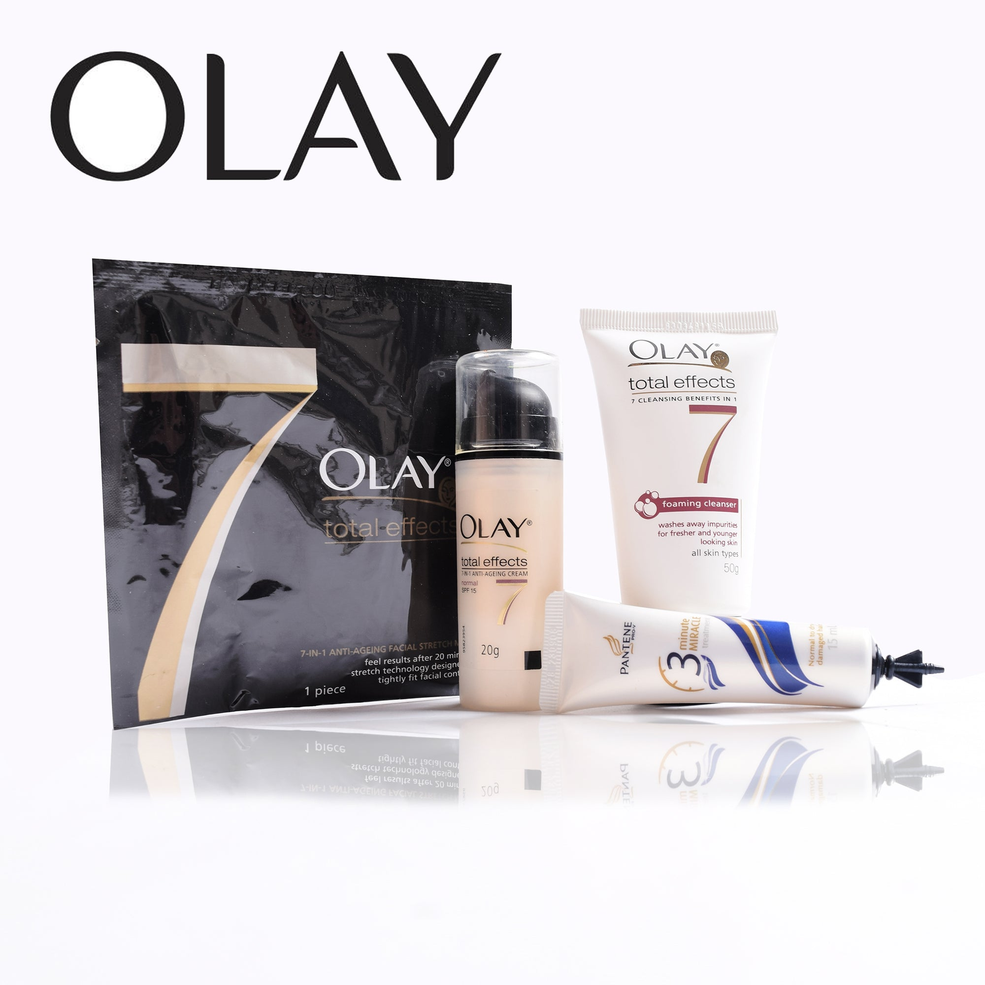 Olay Total Effects Daily Face Moisturizer Kit-NA9389