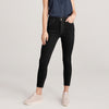 Old Navy Stylish Slim Fit Capri For Ladies-Black-NA8238