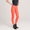 brandsego - Old Navy Stylish Slim Fit Denim For Ladies-Coral Orange-NA8073