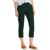 brandsego - Old Navy Stylish Slim Fit Capri For Ladies-Dark Jade-NA8071