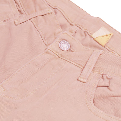Old Navy Stylish Slim Fit Capri For Ladies-Light Peach-NA5993