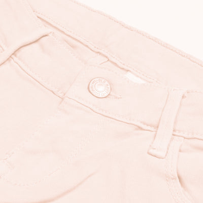 brandsego - Old Navy Stylish Slim Fit Capri For Ladies-Light Pink-NA8053