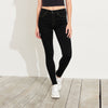Old Navy Stylish Slim Fit Denim For Ladies-Black-NA8239