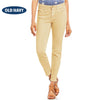 Old Navy Stylish Slim Fit Denim For Ladies-Light Beige-NA5497