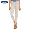 brandsego - Old Navy Stylish Slim Fit Denim For Ladies-Light Grey-NA5999