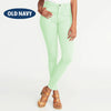 Old Navy Stylish Slim Fit Denim For Ladies-Light Lawn Green-NA7685