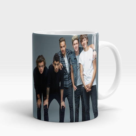One Direction Printed Mug-NA5824