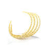 Pack Of 4 Fine Metal Golden Bangle-NA9206