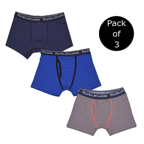 Polo Ralph Lauren Pack of 3 Boxer For Men -BX921