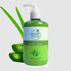 Plants Essence Aloe Whitening Moisturizing Body Lotion-NA10370