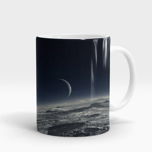 Pluto Surface Printed Mug-NA5812