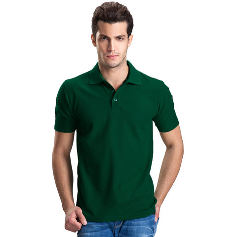 Dickies Polo Shirt For Men-Green-BE853