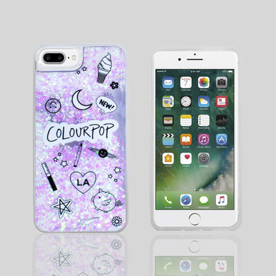 Quicksand Glitter iPhone Case For iPhone 6s Plus/7 Plus-Assorted-NA7620