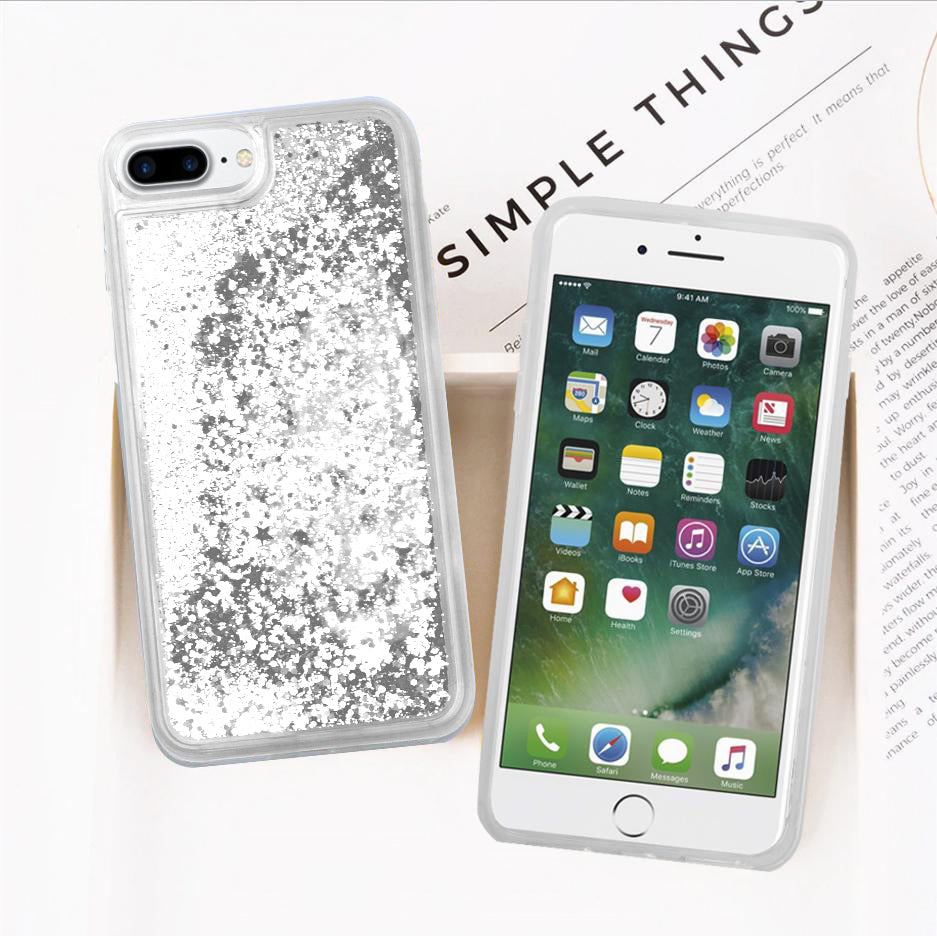 Quicksand Glitter iPhone Case For iPhone 6s Plus/7 Plus-Assorted-NA7721