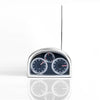 brandsego - REFLECTS Clock FM Radio-NA7300