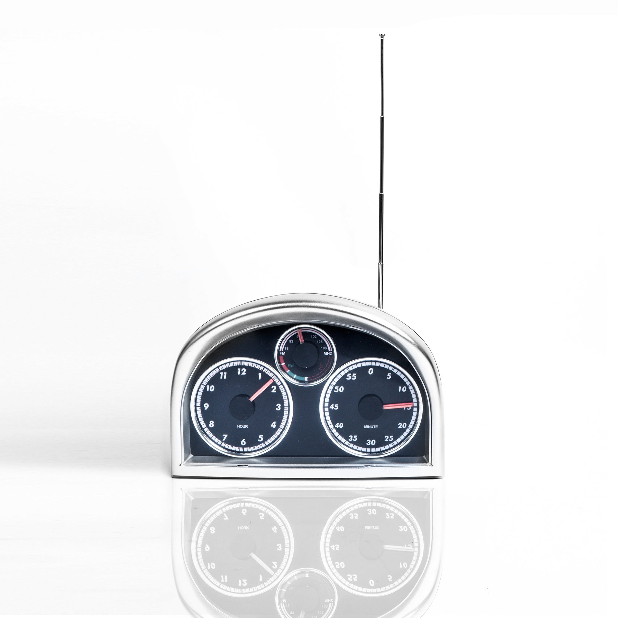 REFLECTS Clock FM Radio-NA7300