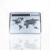 brandsego - REFLECTS Wold Time Clock-NA7301