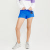 Reebok Terry Fleece Short For Ladies-Cyan Blue-BE7882