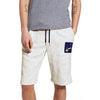 Reebok Terry Jersey Short For Men-Off White Melange-BE7879