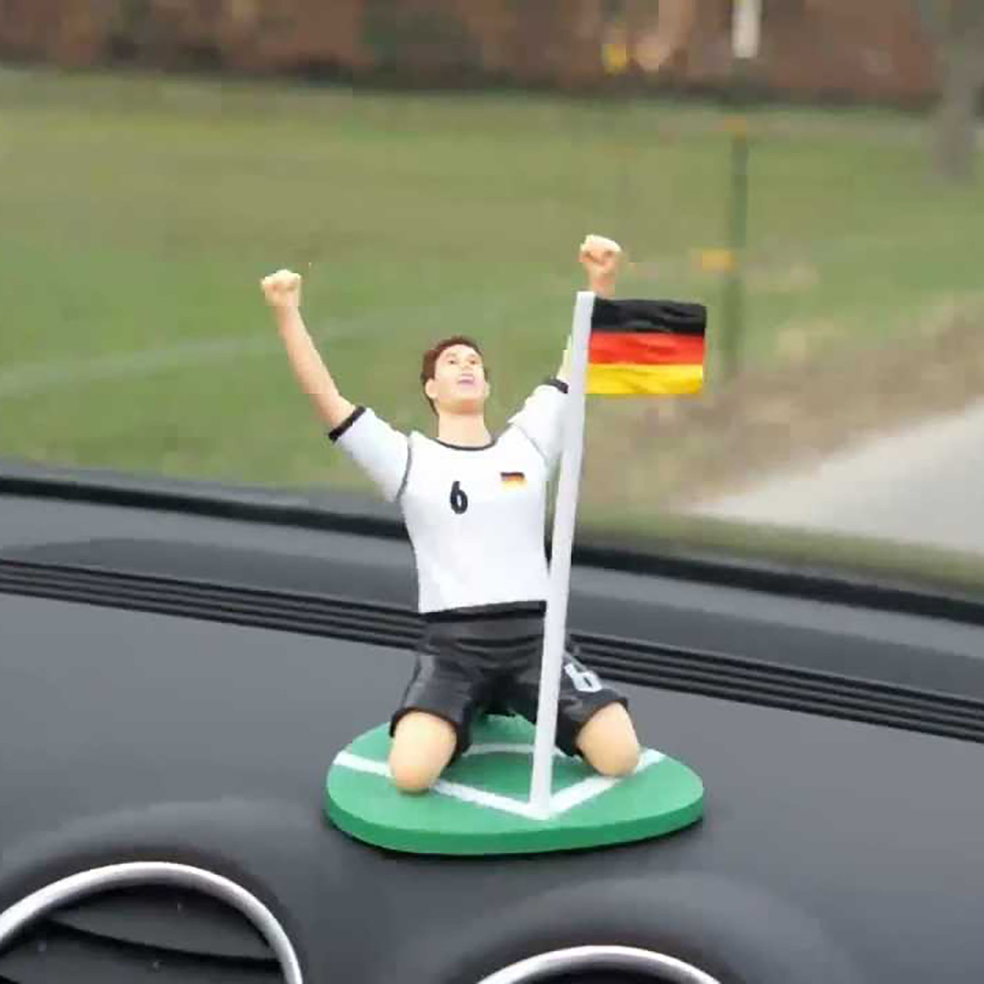 Reflects Football Toy For The Car-BS65