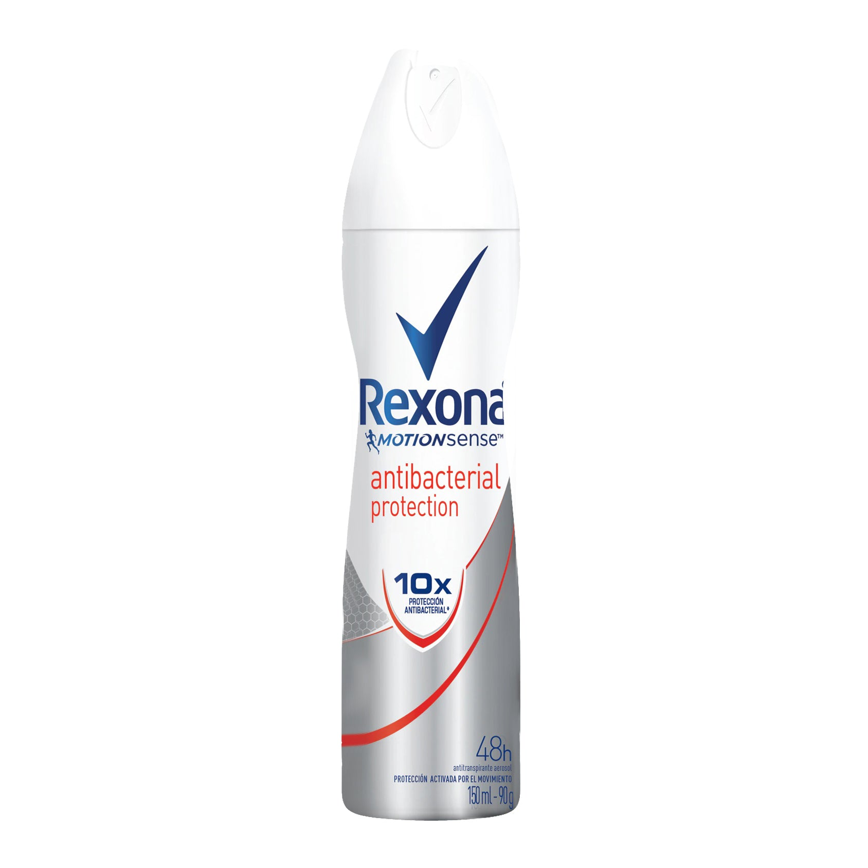 Rexona Antibacterial Spray-NA10714