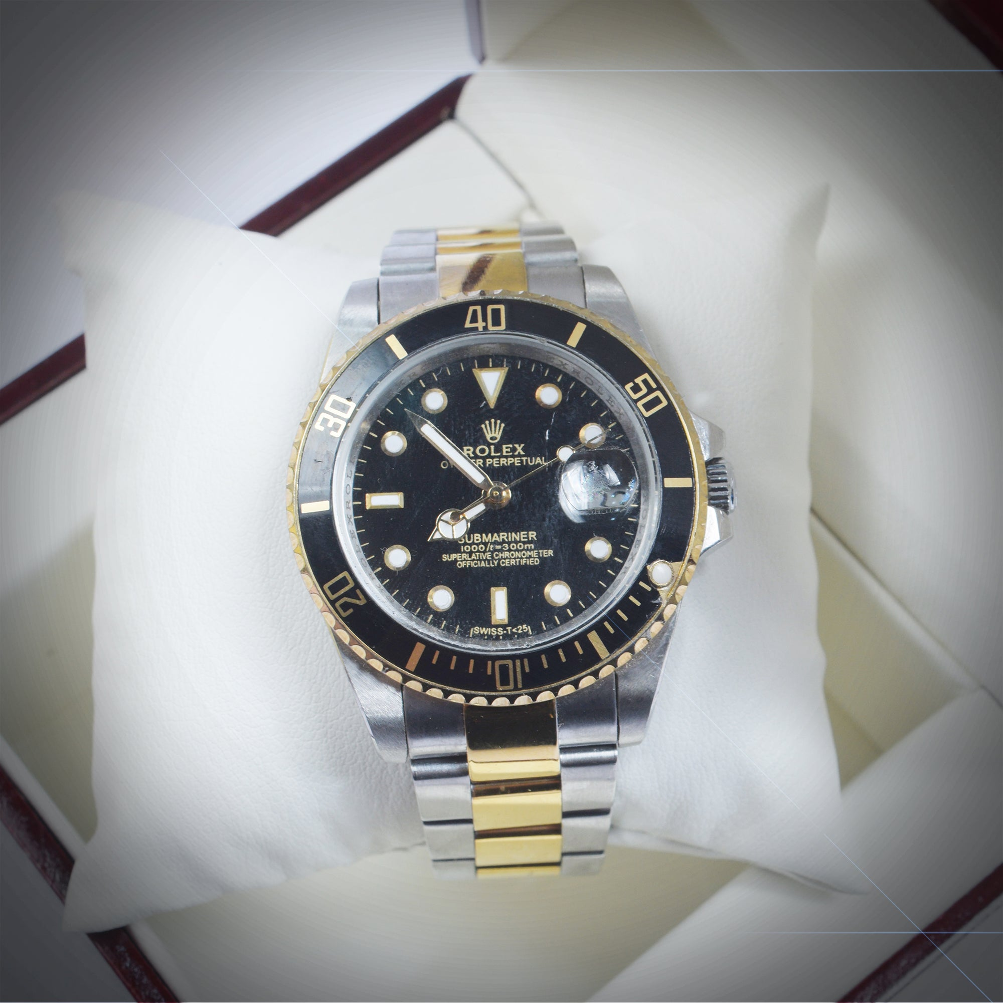 brandsego - Rolex Analog Date & Time Atomatic Watch-NA9277
