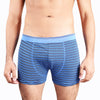 Striper Boxer Shorts For Men-Striped-NA5187