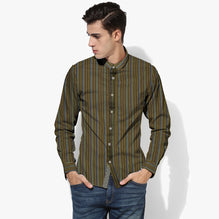 Eyedeology Casual Shirt For Men-Premium Quality Striped-ECS11