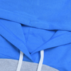 Next Fleece Pullover Hoodie For Men-Sky with Panels-SP1511