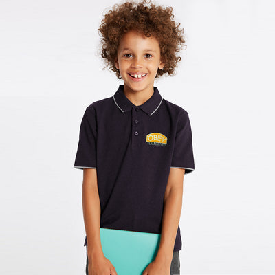 brandsego - H&M Half Sleeve P.Q Polo Shirt For Kids-BE8519