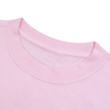NK Crew Neck Fleece Sweatshirt For Men-Baby Pink-NA10179