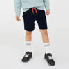 Next Fleece Short For Kids-Dark Navy-SP932