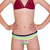 Next Cotton Bikini For Girls-Black-SP2009