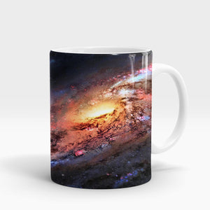 Space Flight Sky Printed Mug-NA5808