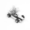 Stainless Steel Car Shape Clip Holder-NA7484