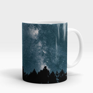 Starry Sky Mily Way Printed Mug-NA5794