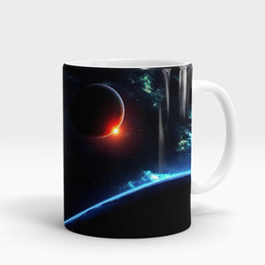 Stars Flash Printed Mug-NA5815