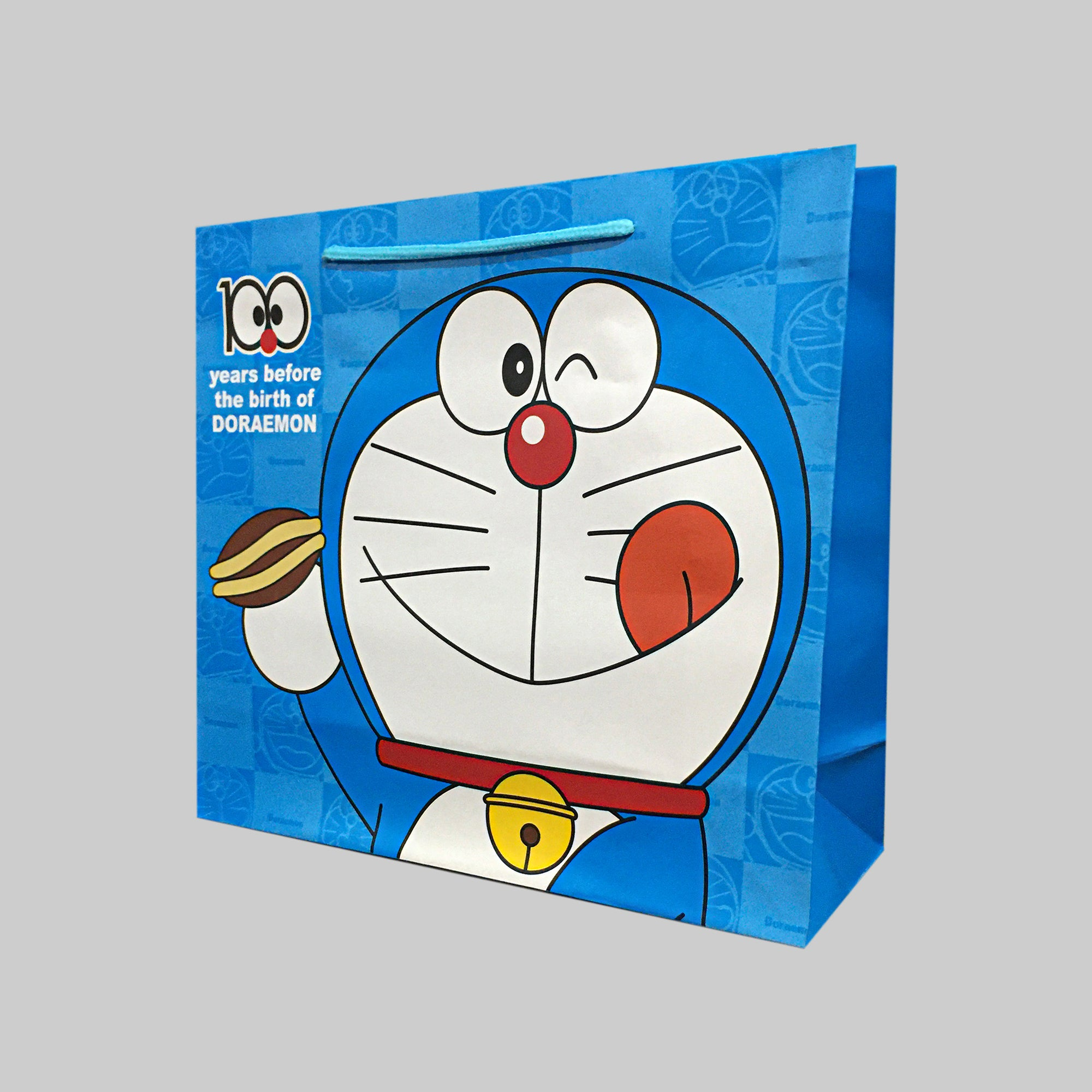 Stylish Doraemon Printed Gift Bag-NA11376