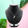 Stylish Steel Necklace-NA7090