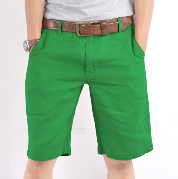 "Men's ""FIREFLY"" Cotton Short-Green"