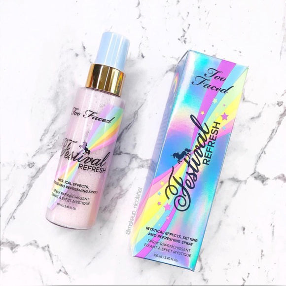 TOO FACED Festival Refresh Spray-NA9155