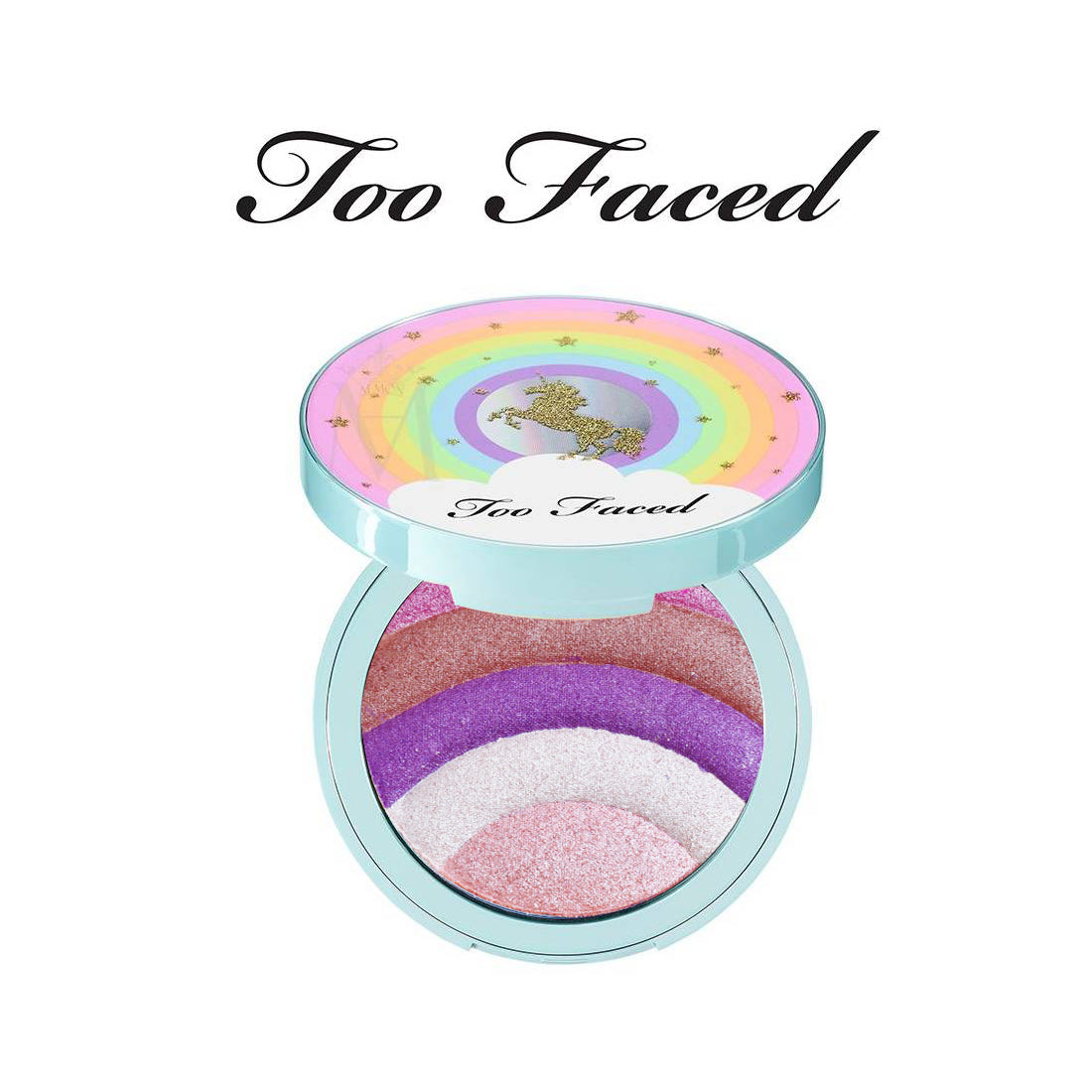 TOO FACED Rainbow Strobe Highlighter – Life's A Festival Collection-NA9235