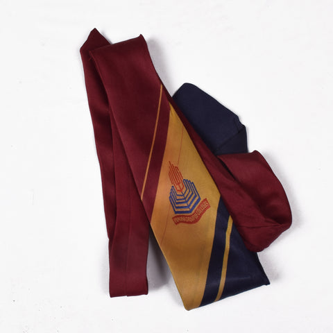 The Punjab Group Of Colleges Silk Tie-NA1040