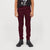 Tiffosi Slim Fit Grinded Style Denim For Boys-Dark Maroon-NA10735