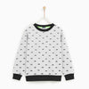 Tommy Hilfiger Crew Neck P.Q Sweatshirt For Kids-All Over Printed-NA7739