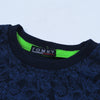 Tommy Hilfiger Crew Neck Single Jersey Sweatshirt For Kids-All Over Printed-NA7550