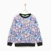 Tommy Hilfiger Crew Neck Terry Fleece Sweatshirt For Kids-All Over Printed-NA7743