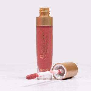 Top Lady Lip Gloss-Light Brown-NA814